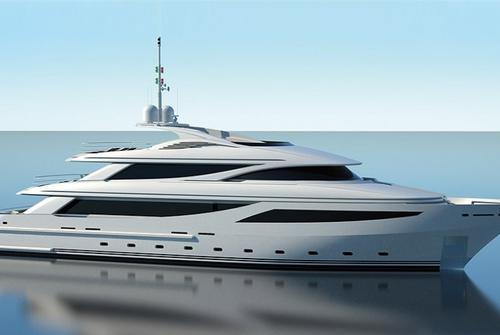 ISA Yachts 390 8500