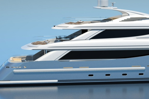 ISA Yachts 390 8505