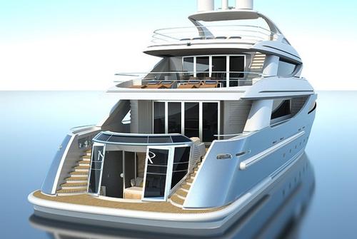 ISA Yachts 390 8506