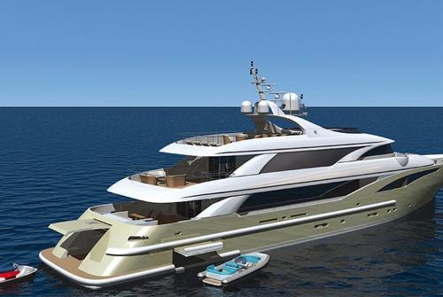ISA Yachts 500 8550