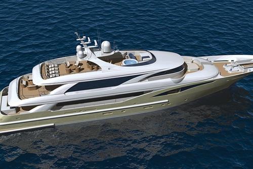 ISA Yachts 500 8551