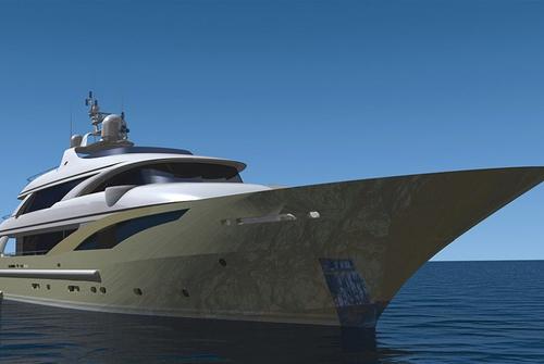 ISA Yachts 500 8552