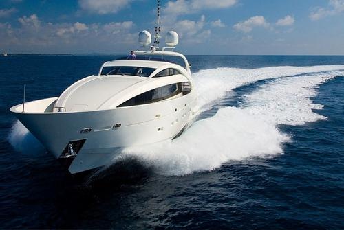 ISA Yachts 120 8573