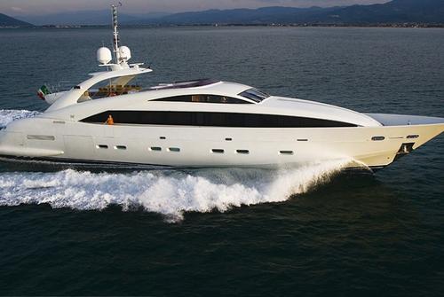 ISA Yachts 120 8574
