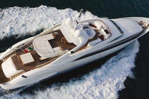 ISA Yachts 120 8576