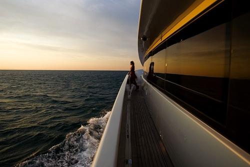 ISA Yachts 120 8578
