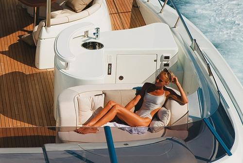 ISA Yachts 120 8581
