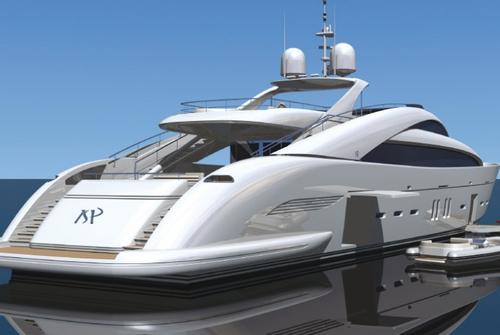ISA Yachts 140 8588