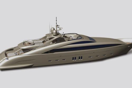 ISA Yachts 140 8589