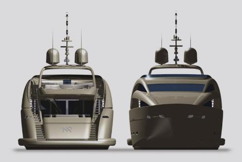 ISA Yachts 140 8592