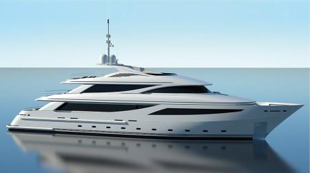 ISA Yachts 390