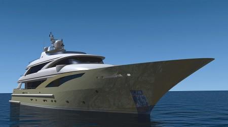 ISA Yachts 500