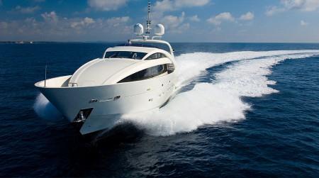 ISA Yachts 120