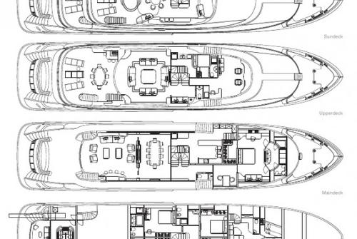 ISA Yachts 390 1161