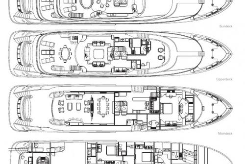 ISA Yachts 390 1162