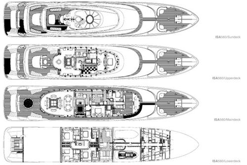 ISA Yachts 560 1166