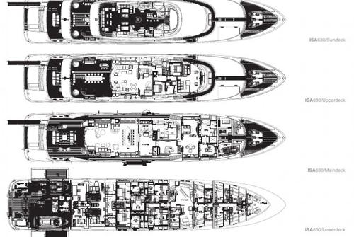 ISA Yachts 630 1169