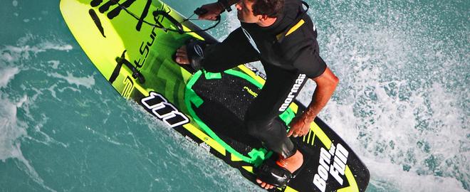Jet Surf- ваши крылья на воде
