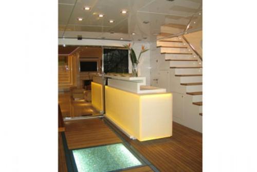 Kaiser Werft Catwalk 42 8911