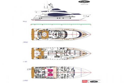 Kaiser Werft Baron 102 1208