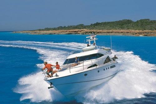 Моторная яхта Luxury 20 619