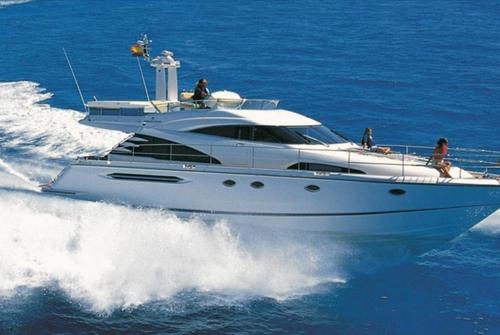 Моторная яхта Luxury 20 625