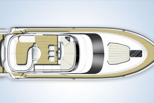 Моторная яхта Luxury 20 52