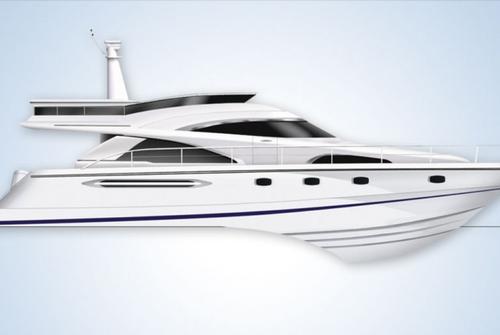 Моторная яхта Luxury 20 53