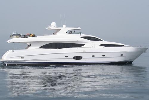 Majesty Yachts 8487