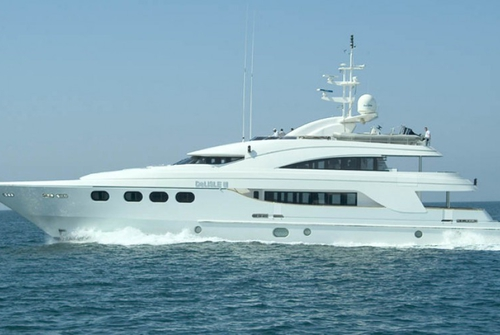 Majesty Yachts 8488