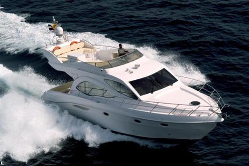 Majesty Yachts 8491