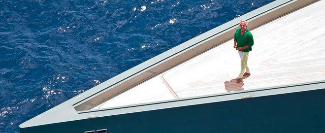 Парусно-моторные яхты Wally