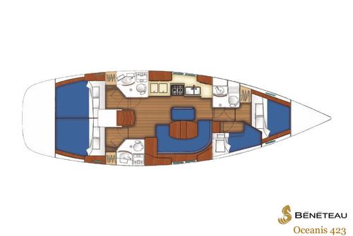 Oceanis 423 1368624524