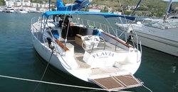 Парусно-моторная яхта Flavia