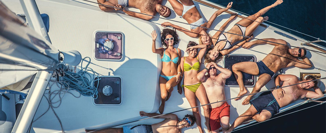 Фильм Yachts & Friends: Греческие Каникулы