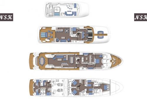 Premier Yachts 130 - 140 977