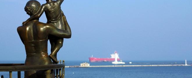Сезон яхт в Одессе объявляется открытым!