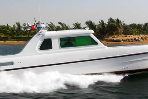 Silver-craft 47SF 10188