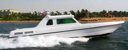 Silver-craft 47SF