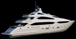Sunseeker 40 Metre Yacht