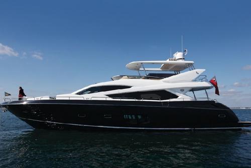 Sunseeker 80 Yacht 10442