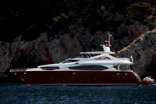 Sunseeker 30 Metre Yacht 10463