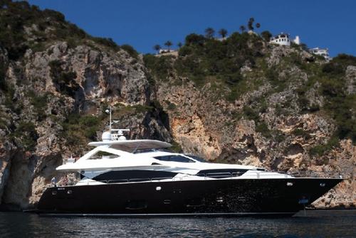 Sunseeker 30 Metre Yacht 10465