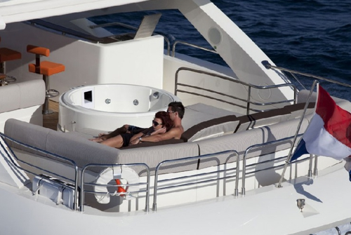 Sunseeker 30 Metre Yacht 10469