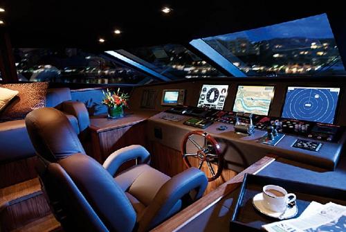 Sunseeker 30 Metre Yacht 10487