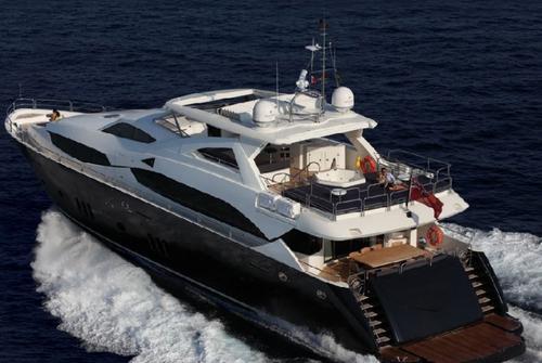 Sunseeker 34 Metre Yacht 10493