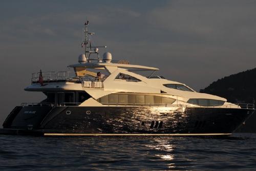 Sunseeker 34 Metre Yacht 10494