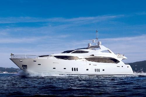 Sunseeker 34 Metre Yacht 10495