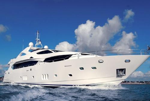 Sunseeker 34 Metre Yacht 10496