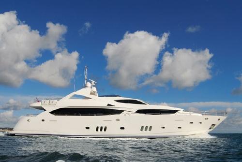 Sunseeker 34 Metre Yacht 10497